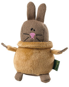 Hunter Pets Dog Toy T-Neck Rabbit