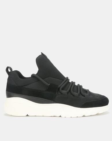cb5c2e14b94 Steve Madden Baltic Sneakers Black