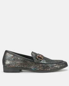 Steve Madden Bryant Casual Shoes Black/Silver