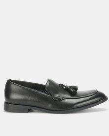 Steve Madden Emeree Formal Shoes Black Leather