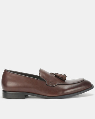 0230c7998c8 Steve Madden Emeree Formal Shoes Chocolate