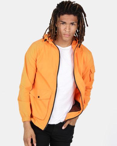 Bellfield Hooded Kagoule Orange