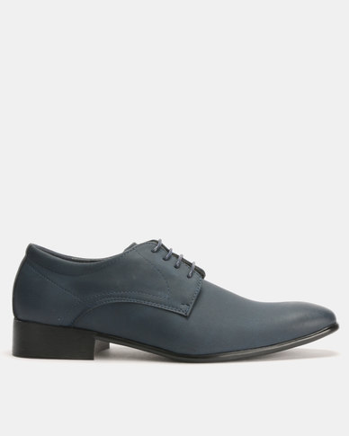 Utopia Formal Lace Ups Navy
