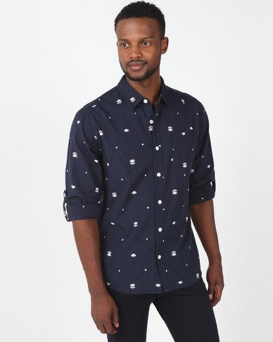 Chester St Bud Long Sleeve Shirt