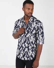 Chester St Woody Long Sleeve Shirt