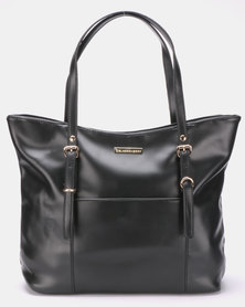 Blackcherry Bag Fierce Tote Bag Black