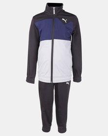 Puma Sportstyle Core Tricot Suit Black