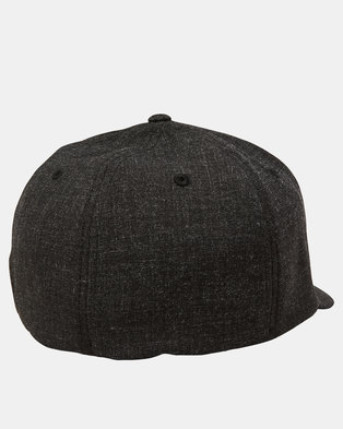 Fox Trace Flexfit Cap Black