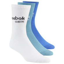 Crew Socks Three Pack