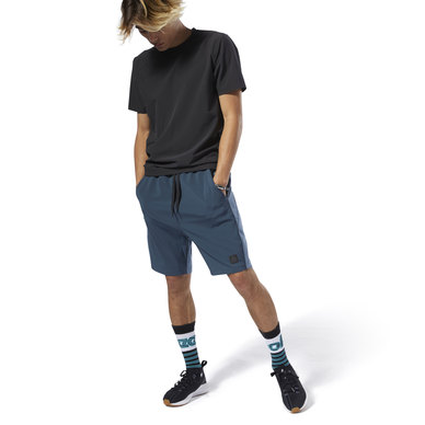 Supply Knit-Woven Shorts