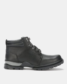 Bronx Men Trap Boots Black
