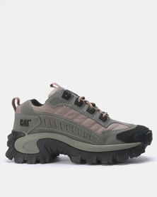 CATERPILLAR Intruder lace-ups shoes Grey
