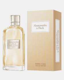 First Instinct 100ml Sheer Fragrance by ABERCROMBIE AND FITCH