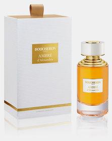 Boucheron Collection Ambre D'Alexandrie 125ml Gold