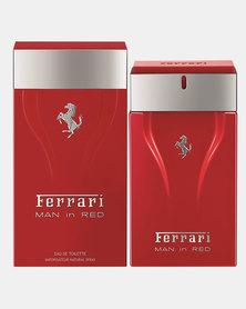 Ferrari Man In Red Eau De Toilette 100ml