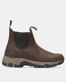 Hi-Tec Altitude Chelsea Ultra Shoes Brown