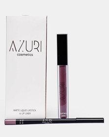Azuri Shazzle Bazzle Lip Kit Purple