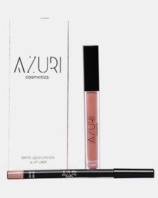 Azuri Becca Lip Kit Nude