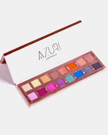 Azuri Eyeshadow Palette Multi