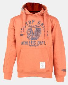 Ripstop Maryland Marmalade Hoodie Orange