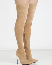 PLUM OTK Boots Camel