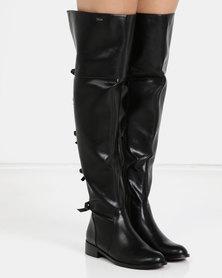 PLUM OTK Boots Black
