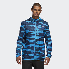59640701c601 OWN THE RUN GRAPHIC WIND JACKET