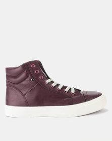 Tom_Tom Tract Sneakers Burgundy