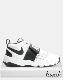 Nike Team Hustle D 8 BG Sneakers White