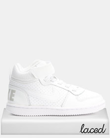 Nike Court Borough Mid BPV Sneakers White