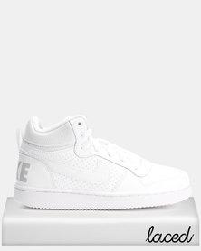 Nike Court Borough Mid BG Sneakers White