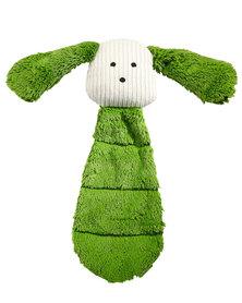 Hunter Pets Plushy Pet Toy Dog Green 30 cm