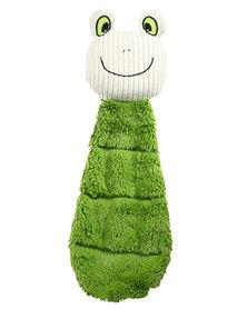 Hunter Pets Plushy Pet Toy, Frog Green  30 cm