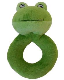 Huxley & Kent Dog Toy - Frog Tugger
