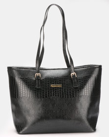 Blackcherry Bag Must Have Shopper Bag Black