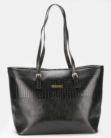 Blackcherry Bag Must Have Shopper Bag Black