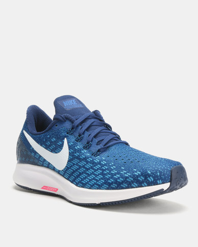 sports shoes 8c719 55649 Nike Performance Nike Air Zoom Pegasus 35 Blue