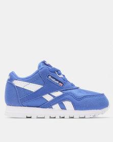Reebok CL Nylon Mu Sneakers Blue