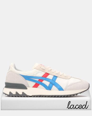 huge discount 62d29 e41e1 Onitsuka Tiger California 78 Ex Sneakers Cream/Classic Blue
