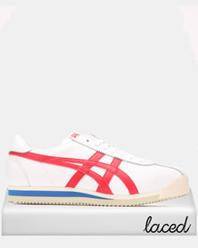 Onitsuka Tiger Tiger Corsair Sneakers White/True Red