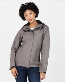 Hi-Tec Lady Desna Jacket Brown
