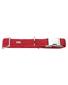 Hunter Pets Alu Strong  Cherry Red Collar