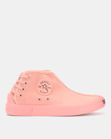 Soviet Charger Sneakers Dusty Pink Mono