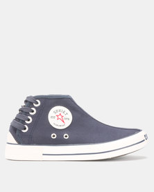 Soviet Charger Sneakers Navy