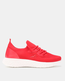 Soviet Sammy Sneakers Red