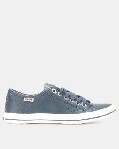 Soviet Imari Sneakers Navy