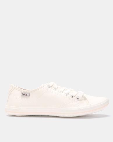 Soviet Imari Sneakers White