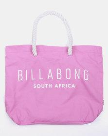Billabong Essential Beach Bag Pink