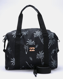 Billabong Palm Fest Weekender Bag Black