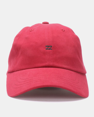 Billabong All Day Lad Cap Red